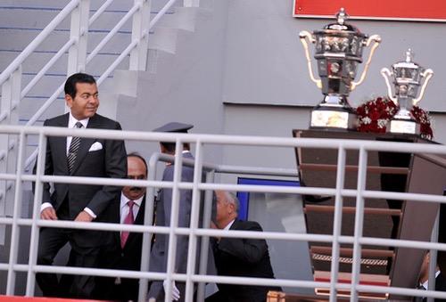 صُحف الجمعة: الديوان المَلكي من اختار مدينة العيون لإجراء نهائي كأس العرش