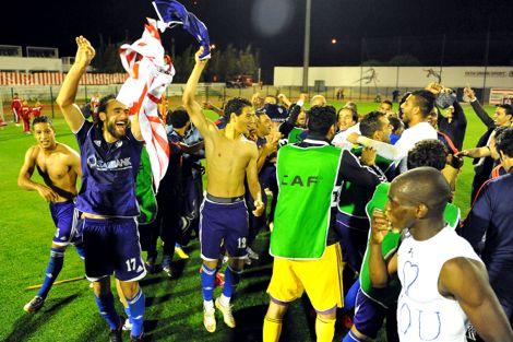 الزمالك المصري يُقصي الفتح من كأس الـ CAF بثلاثة أهداف لهدفين