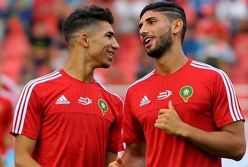 تساؤُلات حول إبعاد حكيمي عن الرّسمية لضمان تمثِيلية المغرب.. ولارغيت: نثِقُ في اللاعب