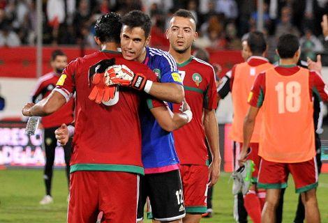 عن تأهل المغرب