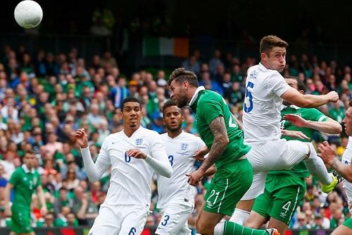 إنجلترا تواجه أيرلندا وديا شهر نونبر المقبل