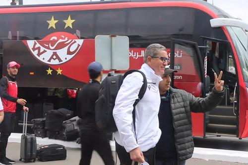 الوداد صوب تونس