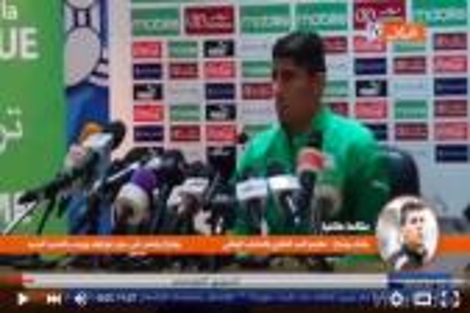 تخوف جزائري من مواجهة المغرب