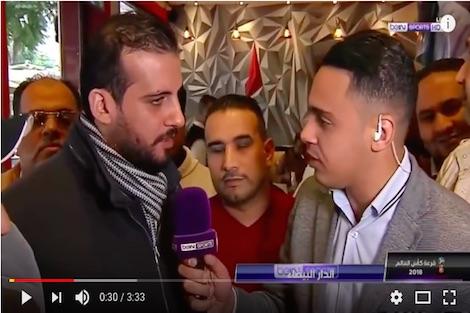 مغاربة وقرعة المونديال