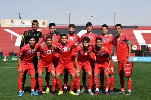 منتخب أقل من 20 سنة يبلغ نصف نهائي كأس العرب على حساب ليبيا