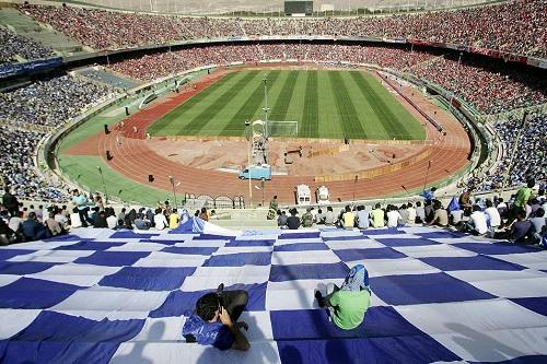 إيران تتقدم بطلب لاستضافة كأس آسيا 2027