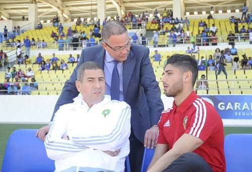 """لقجع يسافر إلى الغابون لدعم المنتخب في تصفيات """"المونديال"""" بعد انتخابات 7 أكتوبر"""