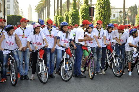 """""""الدراجة تساوي الصحة"""" تظاهرة تحسيسة للتعريف بأهمية الرياضية"""
