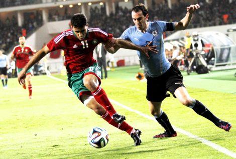 صحافة الأوروغواي تنتقد أداء منتخبها وتشيد بمستوى منتخب المغرب 