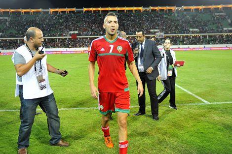 القادوري: حلمي لعب كأس العالم 2018 مع المنتخب المغربي