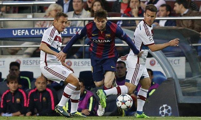 بنعطية رسمي أمام برشلونة.. وهذه تشكيلة الفريقان
