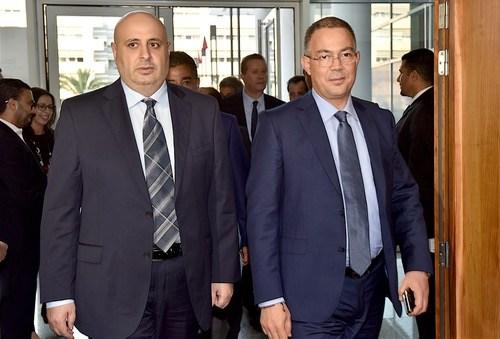 """مَبعوث رئيس الاتحاد العربي يُلاقي لقجع اليوم في المغرب لإِنهاء أزمة تَصريحات """"المونديال"""""""