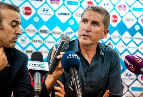"""رغم التأهل لثمن نهائي كأس العرب...غاريدو يدق جرس الانذار قبل نصف نهائي """"الكاف"""""""