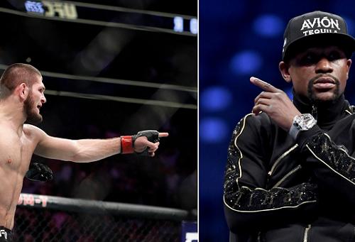 """أسطورة الملاكمة مايويذر يقبل تحدّي حبيب نورماغوميدوف لنزال """"المُلوك"""""""