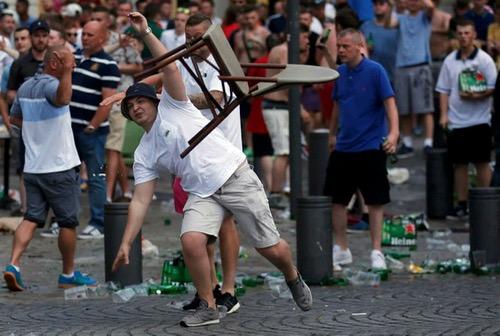 الـ UEFA تثق في اتخاذ فرنسا اللازم لتفادي وقوع أعمال شغب في ليل ولانس