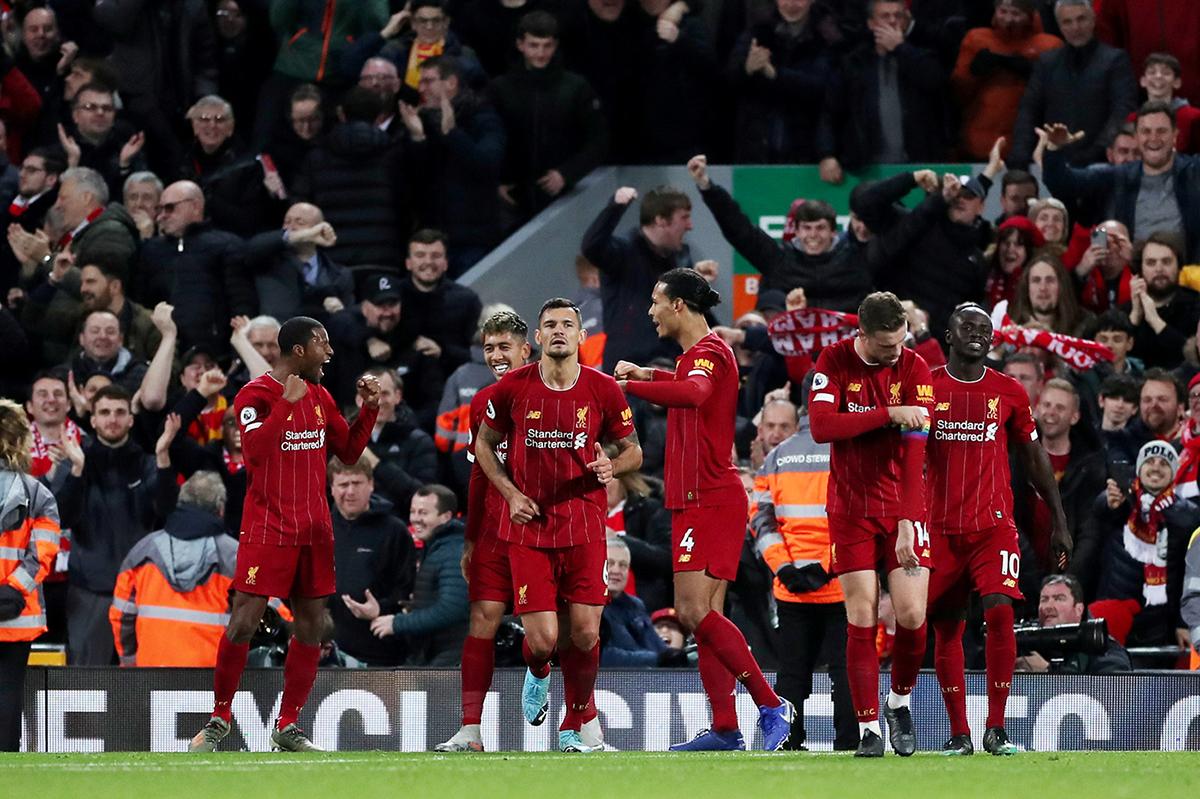 ليفربول يسعى لتأمين مقعده في دوري الأبطال في مواجهة سالزبورغ النمساوي