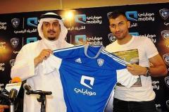 هرماش يسجّل بالدوري السعودي لكرة القدم