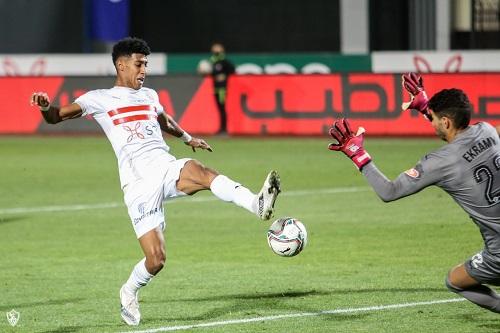 أحداد مرشح لقيادة هجوم الزمالك أمام الأهلي في قمة الدوري المصري