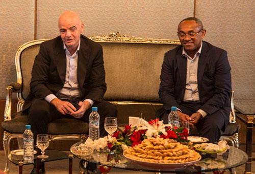 المغرب يستعد لتقديم طلب تنظيم كأس العالم 2026