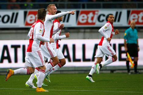 أياكس يحكم قبضته على صدارة الدوري الهولندي