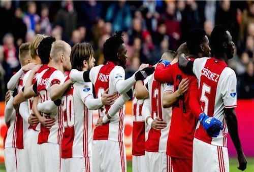 أياكس يواصل مطاردة فينورد في الدوري الهولندي
