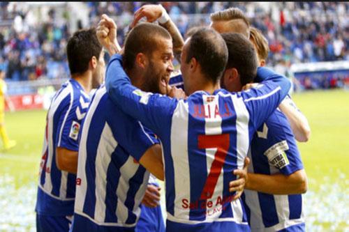 أحلام ألافيس تصطدم بسيلتا فيغو في كأس إسبانيا