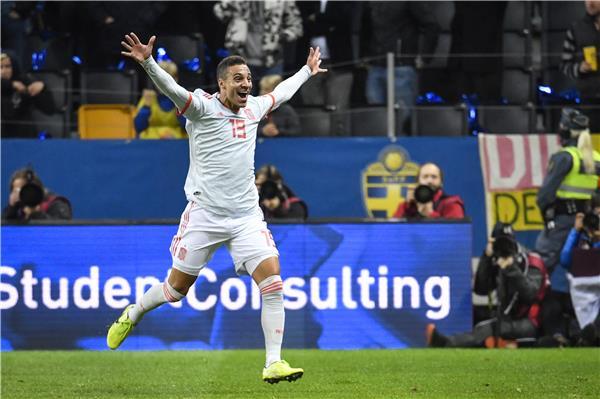 إسبانيا تتأهل لليورو بتعادل قاتل أمام السويد