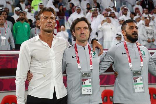 بالكاتيناشو.. رونار يقود السعودية للإطاحة بقطر وبلوغ نهائي كأس الخليج