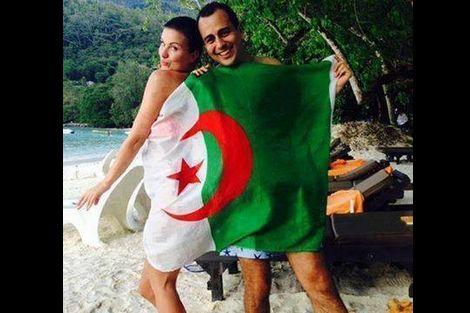 فيسبوكيون جزائريون مستاؤون من تدنيس علم بلادهم بالبرازيل