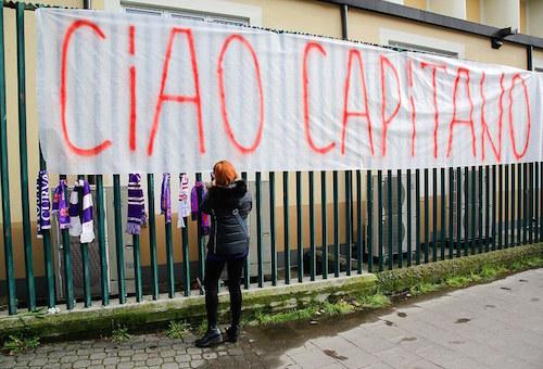 """بعد الاشتباه في """"القتل العمد"""".. إيطاليا تفتح تحقيقًا في وفاة قائد فيورنتينا"""