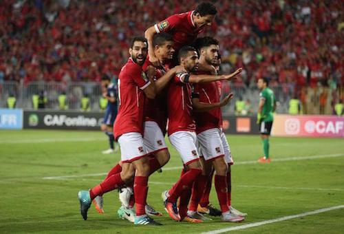 أزارو يُواصل التهديف ويحطّم رقما قياسيا جديدا كأفضلِ مغربي في الدوري المصري