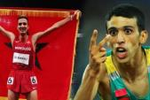 بعد تحقيقه لذهبية 3000 متر موانع.. البقالي يطمح لتكرار إنجاز الكروج في الألعاب الأولمبية