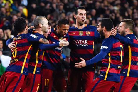 برشلونة يواجه مشكلة بعد تأهله لنهائي الكأس