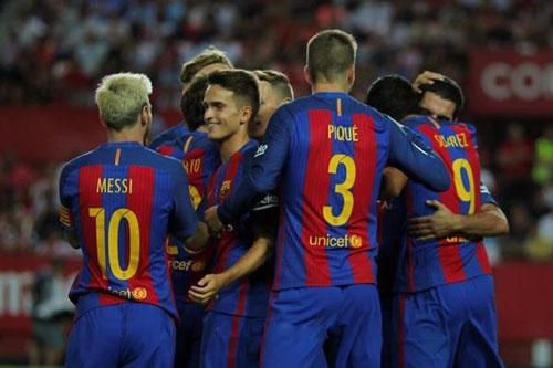 فوز برشلونة على فالنسيا