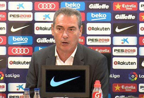 المدير الرياضي لبرشلونة: سنتمسك برمزنا.. ولن نغير ما جعلنا عظماء