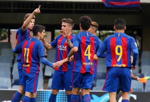 عن شراء برشلونة لمباراة