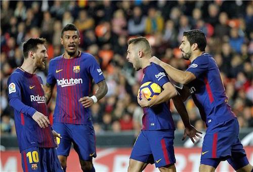 """برشلونة يخوض اختبار """"أنويتا"""" والريال يسعى لاستعادة توازنه في """"الليغا"""""""