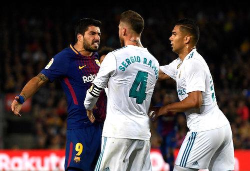"""ريال مدريد يتجرع الخسارة الأسوأ له في """"الكلاسيكو"""" منذ 8 سنوات"""