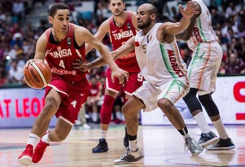 منتخب كرة السلة يسقط أمام تونس ويودع كأس إفريقيا من نصف النهاية