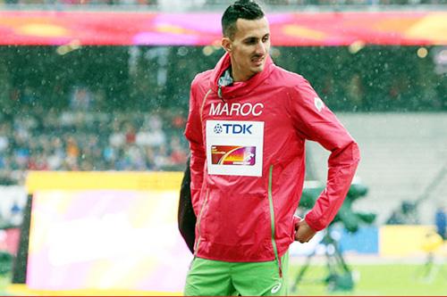 """العداء المغربي سفيان البقالي يفتتِح سنة """"بطولة العالم"""" بتحطيم رقمه الشخصي"""