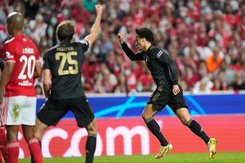 نتائج مباريات اليوم في دوري أبطال أوروبا