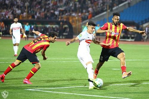 أشرف بن شرقي: لم أعترض على تبديلي في مباراة الترجي التونسي