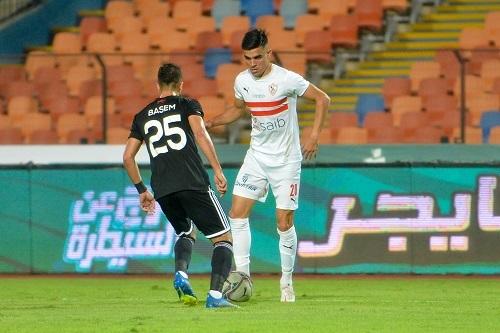 الزمالك المصري يتوصل لاتفاق مع أشرف بن شرقي لتجديد عقده
