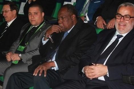 بنكيران يلتقي حياتو قبل الحسم في تأجيل كأس إفريقيا 2015