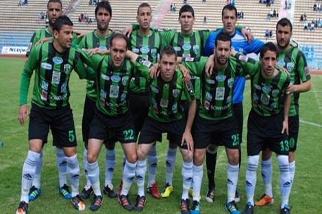 مولودية بجاية بطلاً للشتاء في الدوري الجزائري