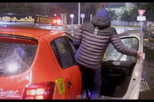 بنحليب وسيارة أجرة