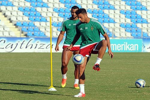 بوحدوز: نرغب في ترك بصمتنا خلال كأس إفريقيا