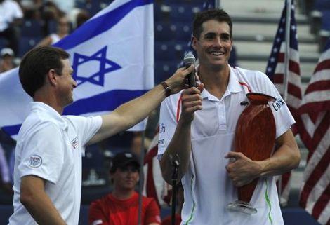 إلغاء بطولة تل أبيب للتنس بسبب الحرب الإسرائيلية على غزة