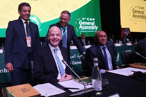 """تسهيلات لوفود اتحادات إفريقيا وللمرشحين لانتخابات """"الكاف"""" لدخول المغرب"""