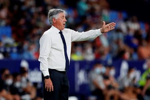 أنشيلوتي: مباراة برشلونة كانت عملية وذكية